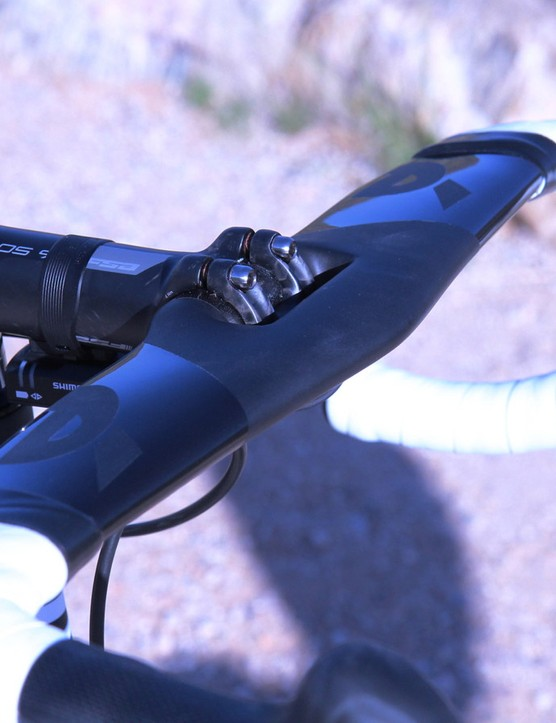 The All-Carbon, Aero Handlebar is the first handlebar for Cervelo