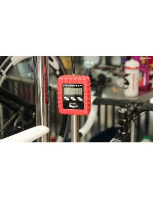 Our 56cm bike came in at 15.58lb without pedals or bottle cages