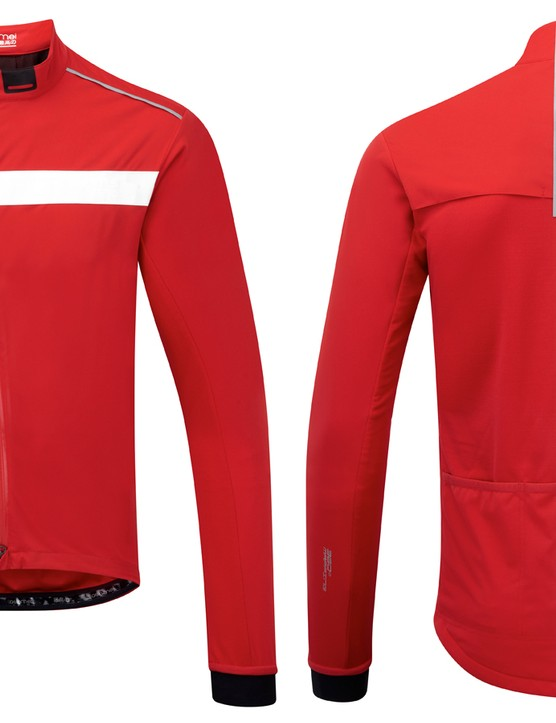 The new Ashmei softshell cycling jacket – £210 / US$330 / AU$380