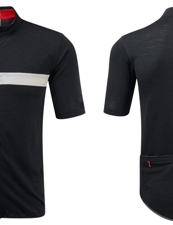 Ashmei's lovely merino-carbon jersey – £95 / US$150 / AU$173
