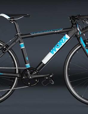 The Worx JA24 is a pro-level cyclocross machine