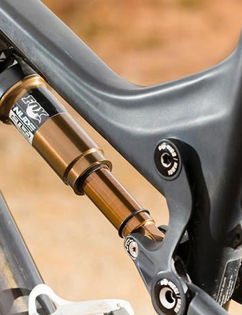 Set-and-forget riders won't like the constant shock toggling needed to extract its maximum potential