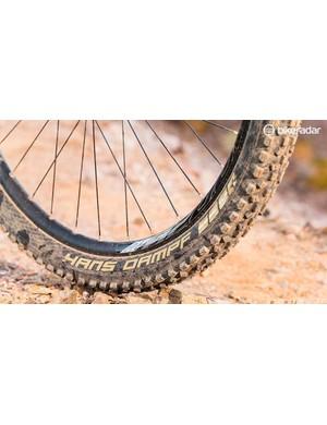 Schwalbe Hans Dampf Super Gravity TrailStar 27.5x2.35in tyres
