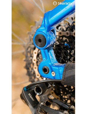 Gears are SRAM's 11-speed X01