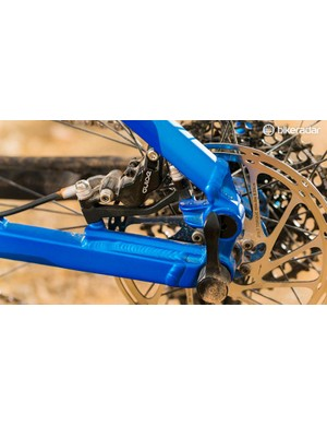SRAM also supplies the top-notch Guide RSC anchors