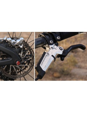 SRAM's Guide RSC brakes impressed us with outstanding modulation and reliable performance through six months of rigorous testing