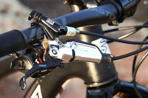 The Guide levers are MatchMaker compatible for integration with SRAM shifters and RockShox lockout and Reverb dropper post buttons