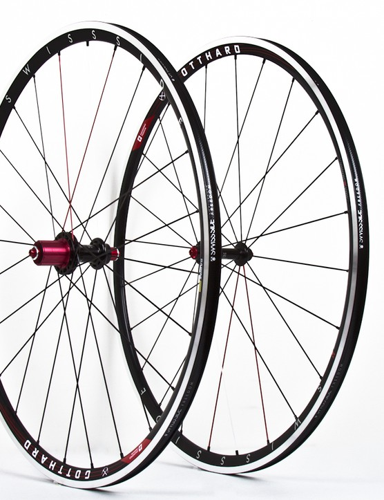 Out of the box the Gotthard wheelset is impressively well built