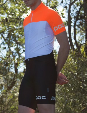 The Essential kit is POC's first attempt at road clothing