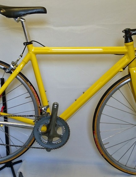 This Condor Italia RC could perhaps be standing in for a Giant bike minus decals