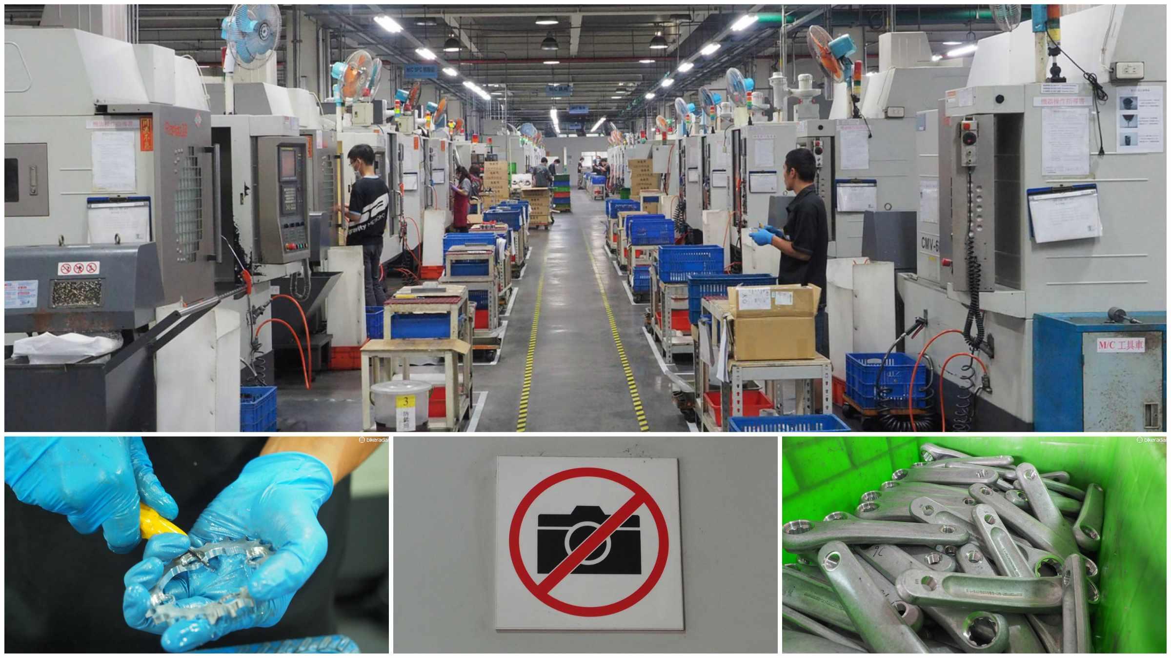 Inside: FSA's drivetrain and wheel factories