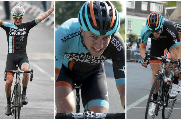 Seven new riders will join Liam Holobhan, Tom Steward and Tobyn Horton in the 2015 team