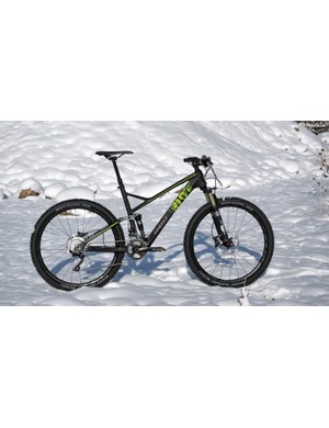 Ghost will now be available in the United States exclusively through outdoor giant REI. The Riot 7 LC is the company's second-tier carbon fiber trail bike with 130mm of travel and 27.5in wheels