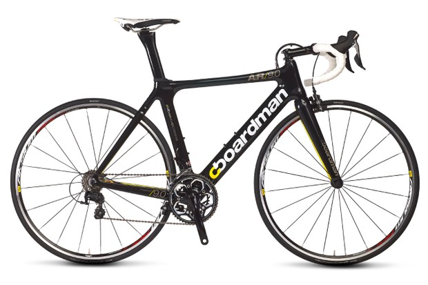 The new Boardman AiR 9.0 11-speed