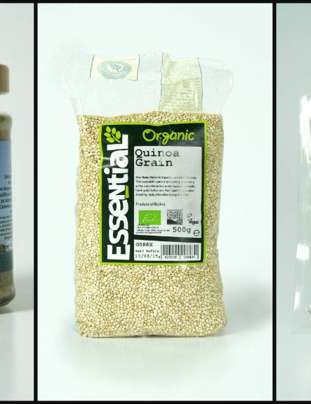 Store cupboard essentials for vegan cyclists and athletes