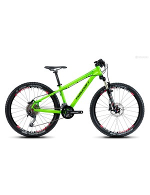 The Trailcraft Cycles Pineridge 24 is a new light and capable kid's mountain bike