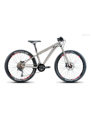 The Pineridge 24 is also available in titanium