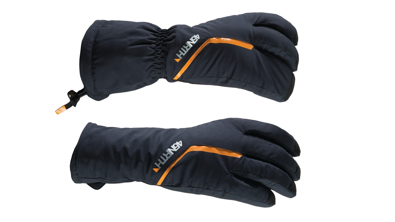 45NRTH's new Sturmfist gloves use traditional insulation on the back but aerogel pads on the palms
