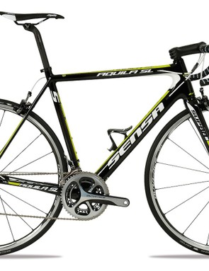 The Aquila SL is a super light, yet not ridiculously priced sportive bike