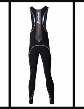 Santini BeHOT bib tights