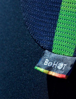 It's hard to say if the 'BeHOT' fabric lives up to Santini's heat-generating claims, but these tights are certainly warm
