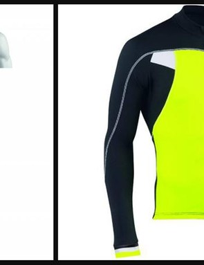 Northwave Sonic jersey and Evolution Tech bib tights