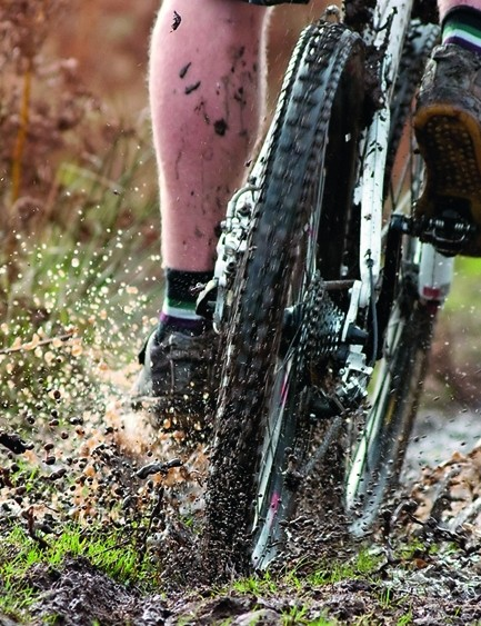 Serious mud calls for equally serious tyres