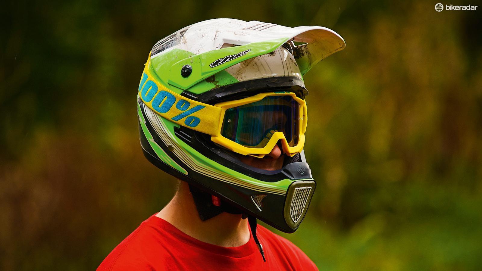 THE Thirty3 Composite full-face helmet