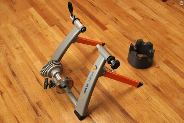 The Cascade FluidPro is a solid fluid trainer at a decent price