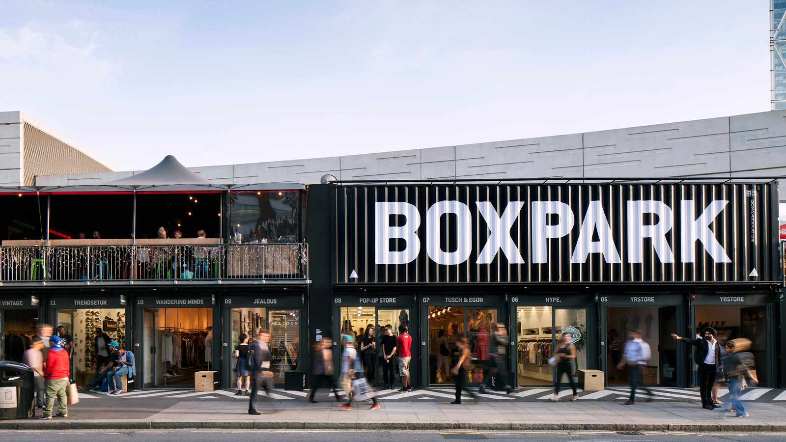 Prestige Cycles will run a pop-up shop at Boxpark in Shoreditch next week