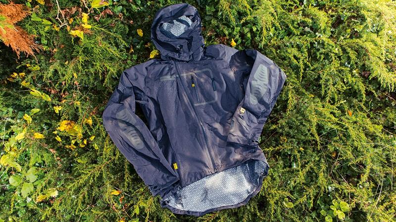 Mavic Stratos H2O waterproof jacket