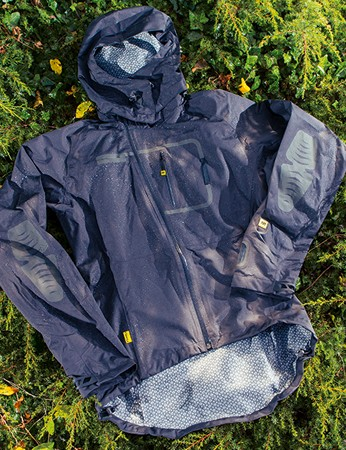 Mavic Stratos H2O waterproof jacket