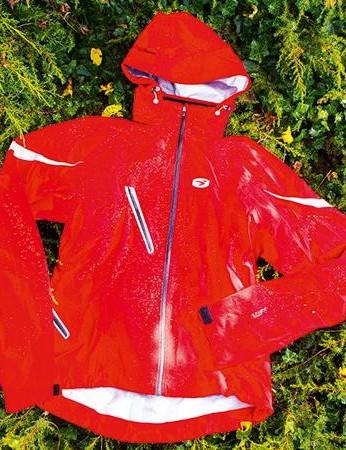 Sugoi RSX NeoShell waterproof jacket