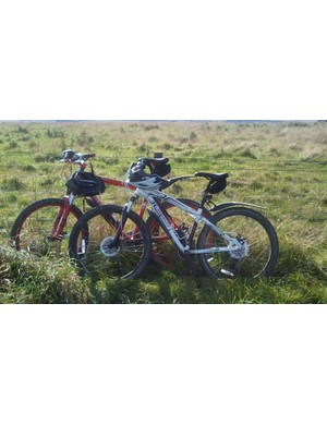 Allison's Specialized duo