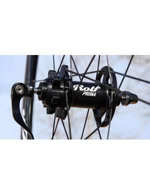 Both hubs can be used in either quick-release or thru-axle configurations