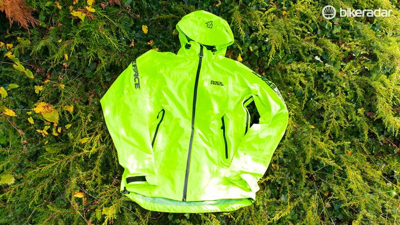 Race Face Team Chute jacket