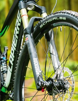 RockShox Recon fork gets a bar mounted remote