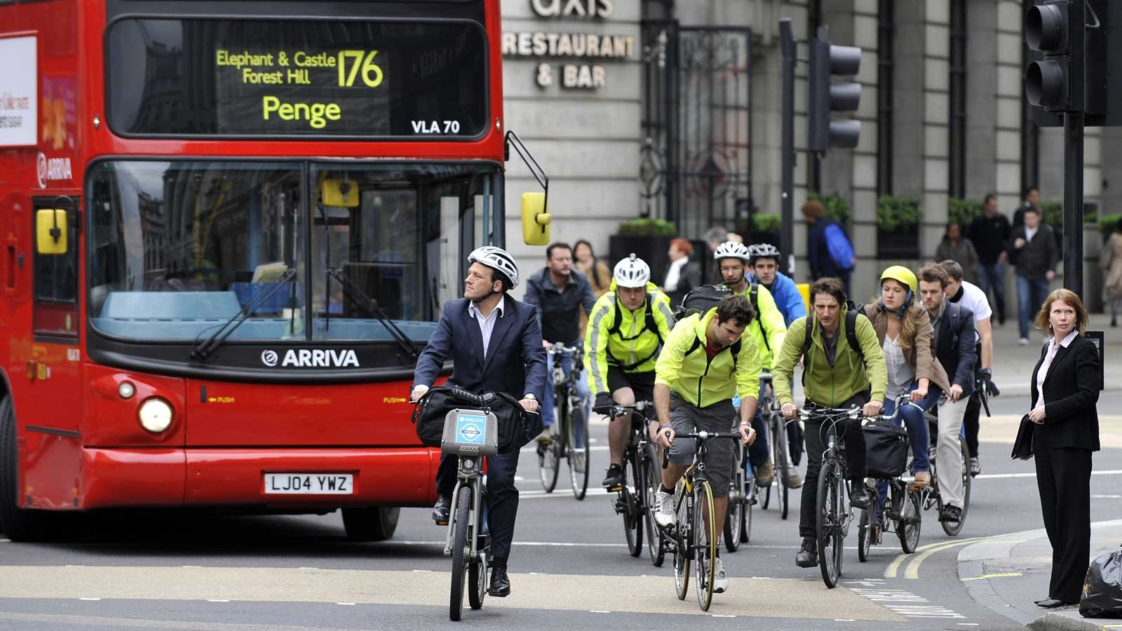 Using a bike for journeys is set to drop over the next quarter of a century, estimates the government