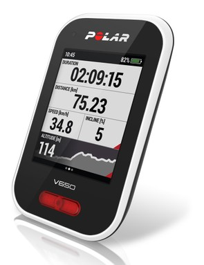 Polar's V650 is out soon - and is one of very few compatible devices