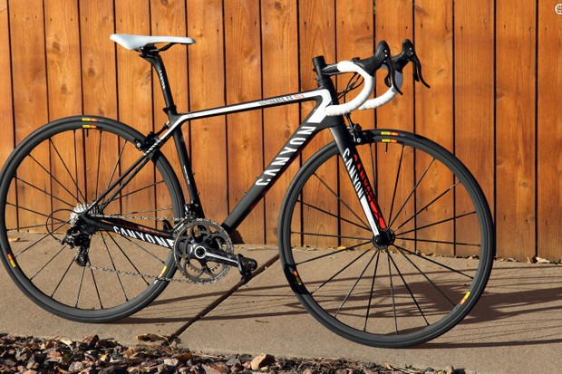 The Canyon Ultimate CF SLX 9.0 Pro isn't just the best road bike I've ridden this year, it's possibly the best one I've ridden ever