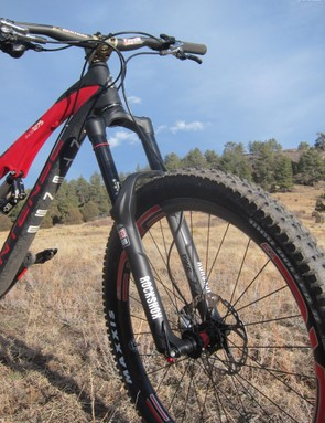 The RockShox Pike RCT3 fork isn't new, but it's still one of the best trail/enduro forks out there