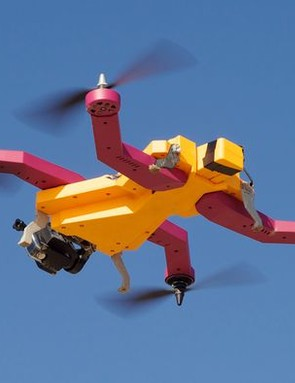 Airdog's drone will follow you around, it's likely that GoPro's own creation with be remote controlled