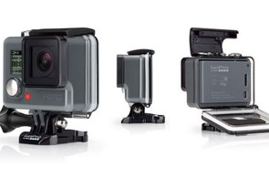 The GoPro HERO is one of the company's latest cameras, offering HD video for less than £100