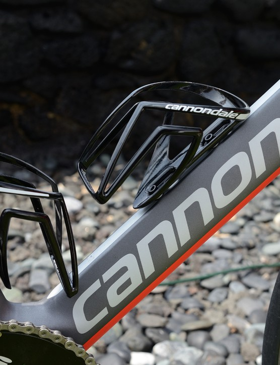 The thinner tubes have been designed to produce a perfect balance between aerodynamics and handling in the crosswinds