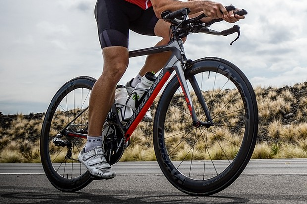 220 Triathlon took the new Cannondale Slice for a spin in sunny Hawaii