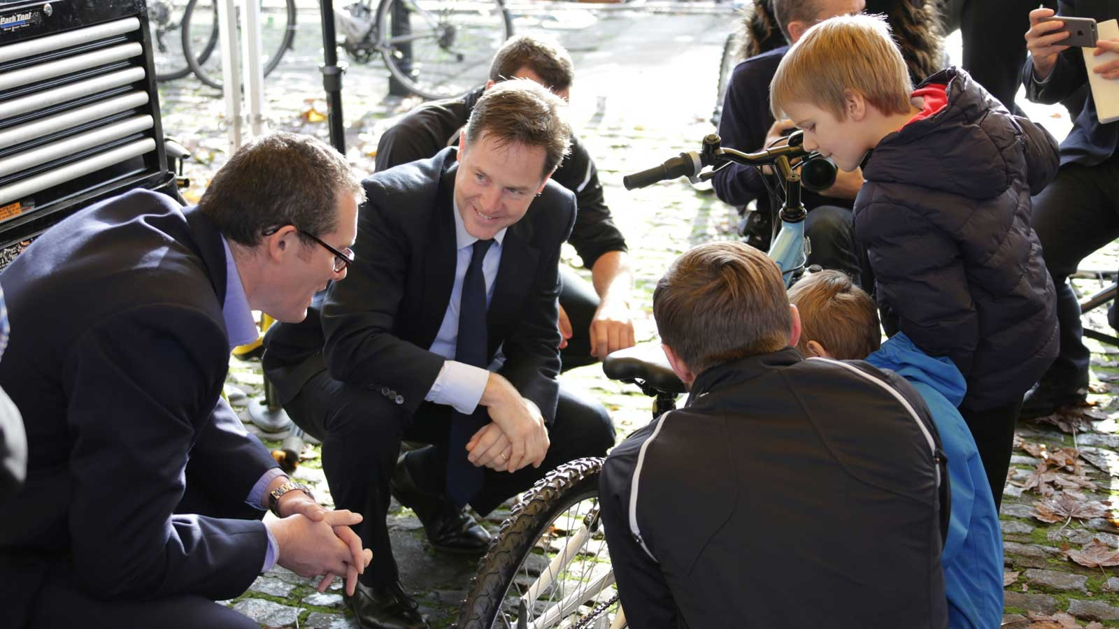 Halfords' new recycling scheme will see your unwanted bikes given to schools in diadvantaged areas