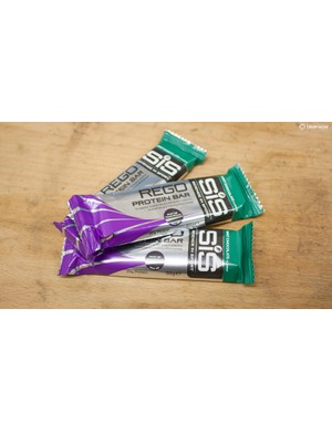 Like a big chewy After Eight, these tasty, filling bars were eaten immediately after photography