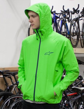 Alpinestars' All Mountain jacket has a waterproof and breathable ripstop outer shell