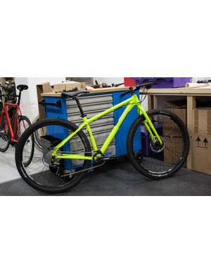 The Pinnacle Ramin One offers uncomplicated fun for rough commuting