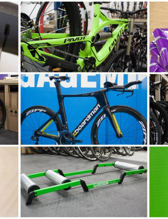 This week's selection includes gear from 3T, Boardman, Pivot, Transition, SiS and more!